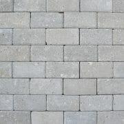 grijze betonstenen